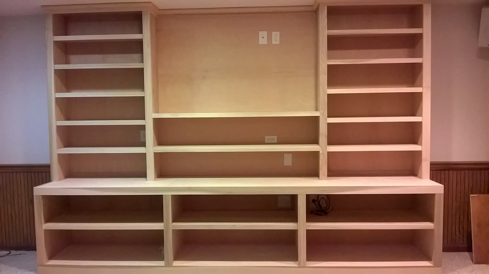 Custom Carpenter In Columbus Ohio Built In Bookshelves