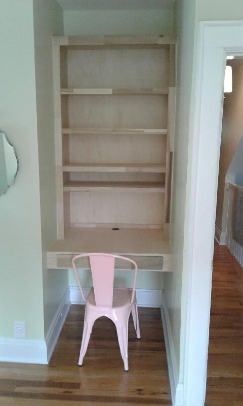 Bookcase and corner desk Dublin, Ohio
