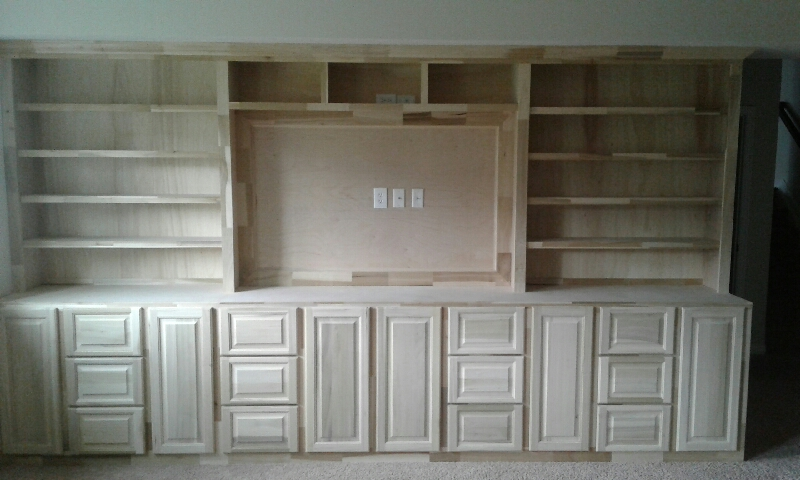 Entertainment Center Grove City Carpenter