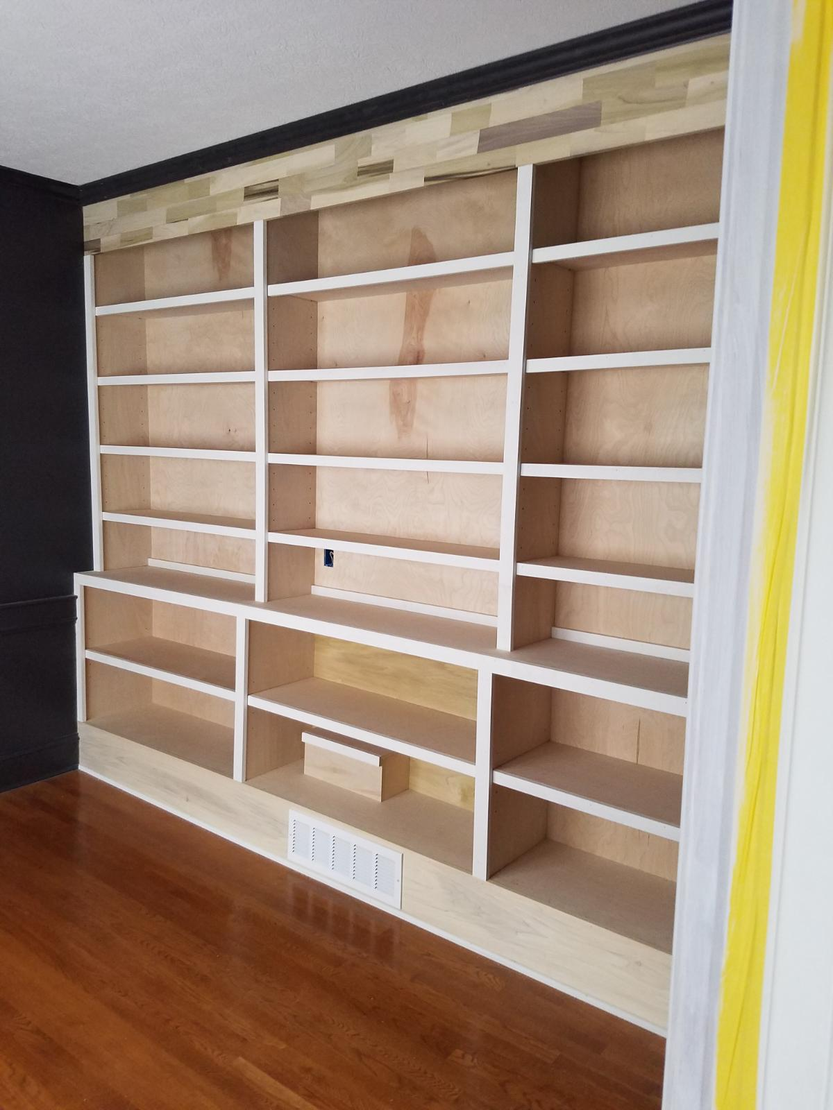 Bookcase New Albany Ohio