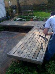 Columbus Carpenter custom seating