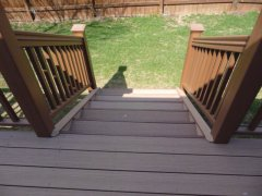 Columbus carpentry deck steps