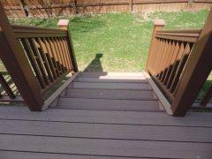 Columbus carpentry deck steps