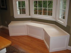 Columbus carpenter window seat