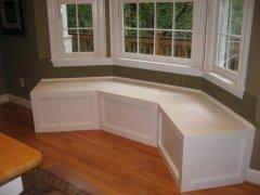 Columbus carpenter window seat