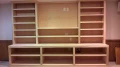Dublin Carpenter Custom Bookshelf