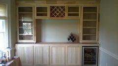 Dublin Carpenter bookcase