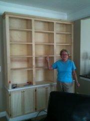 Dave's Carpentry Bookcase