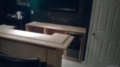 Custom Bar Counter