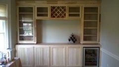 Dublin Carpenter Dining Room Cabinets