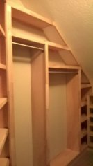 Custom Walkin Closet in Dublin Ohio