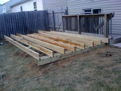 Columbus Home Improvement Deck