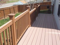 Dave's Carpentry - A New Deck