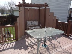 Columbus Carpentry Custom Deck and Patio