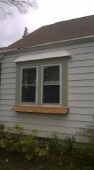 Bexley Bay Window Trim Carpenter Columbus