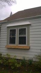 Bexley Bay Window Trim Carpenter Columbus