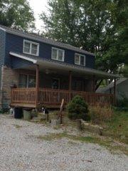 New Porch in Johnston Ohio