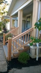 New Porch on Olentangy Ave in Columbus