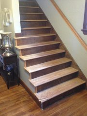 Clintonville Stairs by Columbus Carpenter