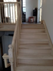 Dave's Carpentry Oak Grove Stairs