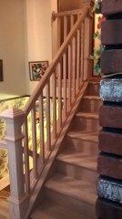 Oak Staircase Canal Winchester Carpenter
