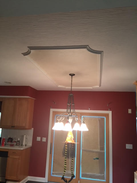 Westerville Ohio Ceiling Trim by Dave